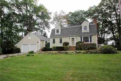 Salem Single Family Home Active Under Contract: 42 Lake Shore Road