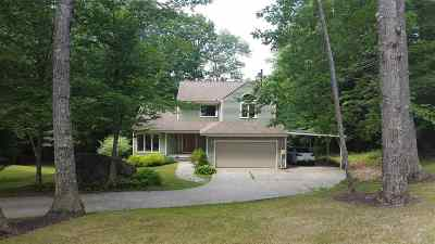 Holderness Single Family Home Active Under Contract: 31 Stone Post Road