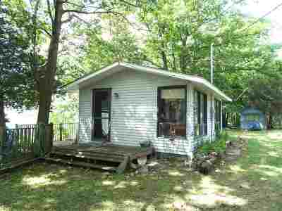 Swanton Single Family Home For Sale: 154 Lakewood Drive