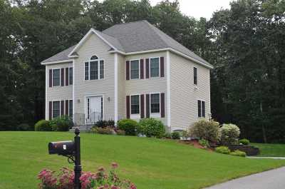 Windham Single Family Home Active Under Contract: 5 Buckland Road