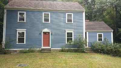 Amherst Single Family Home Active Under Contract: 5 Broadway