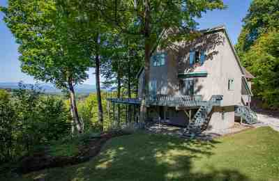 Addison County, Chittenden County Single Family Home For Sale: 366 Bown Lane