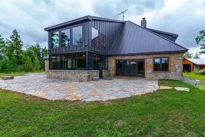 Merrimack County Single Family Home For Sale: 147 Cottage Lane