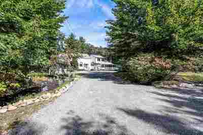 Goffstown Single Family Home For Sale: 39 Portage Road