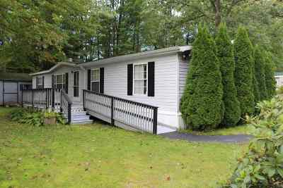 Concord Mobile/Manufactured Active Under Contract: 59 Skyline Drive