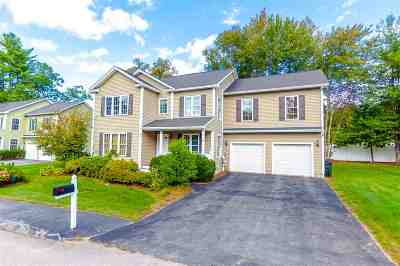 Nashua Single Family Home For Sale: 4 Lowther Place