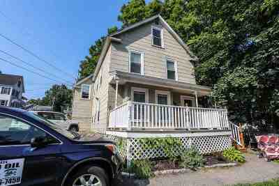 Goffstown Single Family Home For Sale: 27 S Mast Street