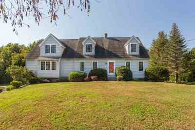 Stratham Single Family Home For Sale: 7 Scamman Road