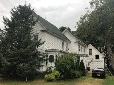 Raymond Multi Family Home For Sale: 7 Wight Street