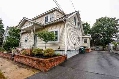 Manchester Multi Family Home For Sale: 77 Kenney Street