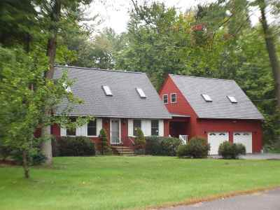 Litchfield Single Family Home Active Under Contract: 18 Center Street