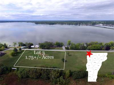 Swanton Residential Lots & Land For Sale: 61 Lakewood Drive #Lot 3