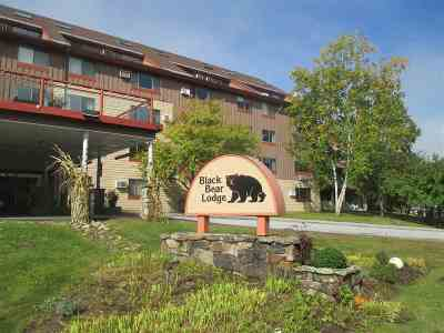 Waterville Valley Rental For Rent: 23 Black Bear Road #202