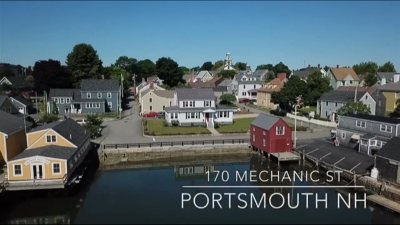 Portsmouth Single Family Home For Sale: 170 Mechanic Street