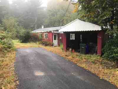 Goffstown Single Family Home For Sale: 358 Worthley Hill Road