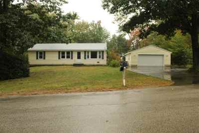 Pembroke Single Family Home Active Under Contract: 437 Deerpath Lane