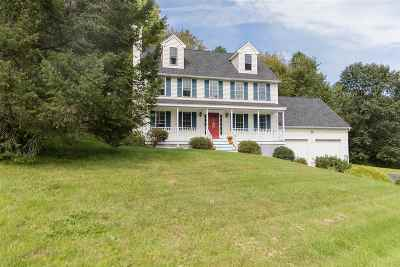 Dover Single Family Home For Sale: 21 Taylor Road