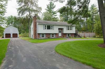 Litchfield Single Family Home For Sale: 71 Nesenkeag Drive