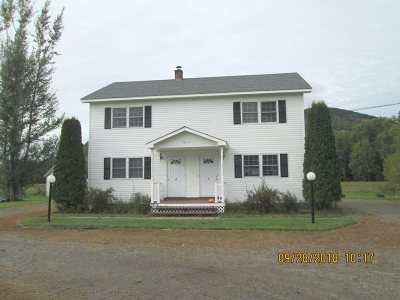 Essex County Single Family Home For Sale: 7217 River Rd Vt 102