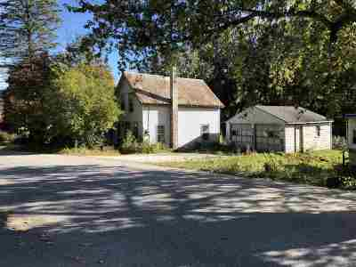 Chittenden County Single Family Home For Sale: 1 East Street