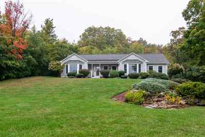 Swanton Single Family Home For Sale: 23 Country Club Estate