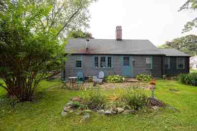York Single Family Home For Sale: 17 Lobster Cove Road