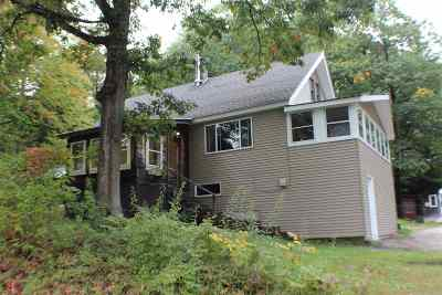 Bridgewater Single Family Home Active Under Contract: 115 John Jenness Road