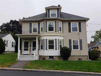 Manchester Multi Family Home Active Under Contract: 721 Howe Street