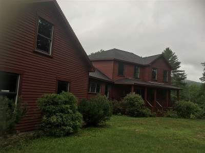 Carroll County Single Family Home For Sale: 308 Governors Road