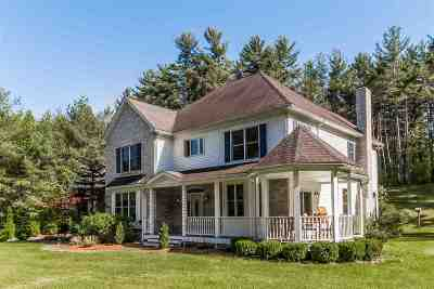 Milford Single Family Home For Sale: 60 Mason Road