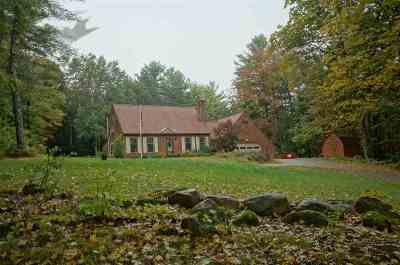 New Boston Single Family Home Active Under Contract: 114 Beard Road