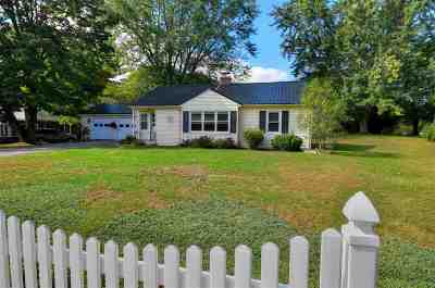 Gilford Single Family Home Active Under Contract: 110 Morrill St