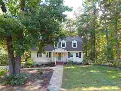 Strafford County Single Family Home For Sale: 17 Cutts Road