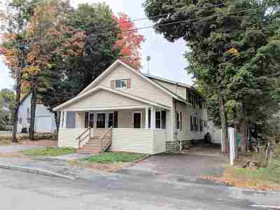 Meredith Multi Family Home Active Under Contract: 31 Lang Street