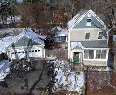 Merrimack Single Family Home For Sale: 5 Church Street