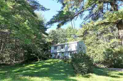 Durham Single Family Home For Sale: 111 Dover Road
