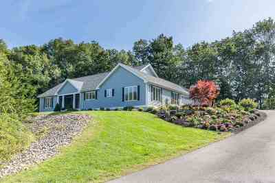Single Family Home For Sale: 1a Deer Run Road