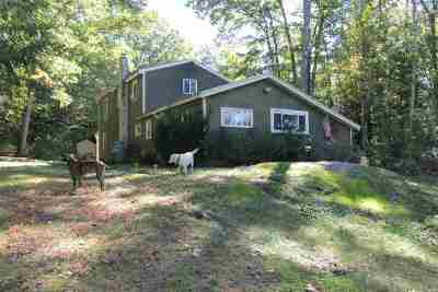 Barrington Single Family Home For Sale: 137 Berry River Road
