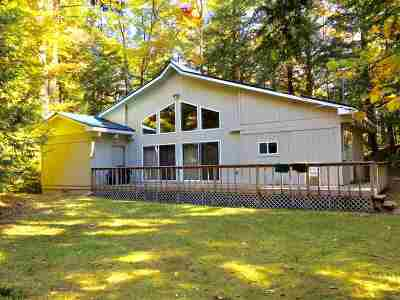 Haverhill NH Single Family Home For Sale: $154,900