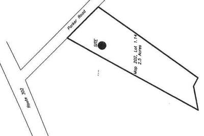 Bethlehem Residential Lots & Land For Sale: 202 1.14 Parker Road