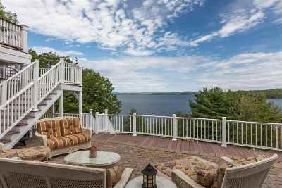 Gilford Single Family Home For Sale: 40 Dinsmoor Point Road
