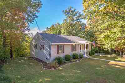 Conway Single Family Home For Sale: 80 Eastern Slope Terrace