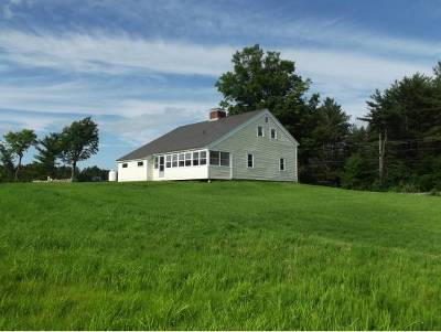 Plymouth Single Family Home For Sale: 234 Mayhew Turnpike Highway