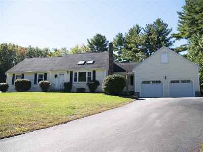 Litchfield Single Family Home For Sale: 3 Kiln Drive