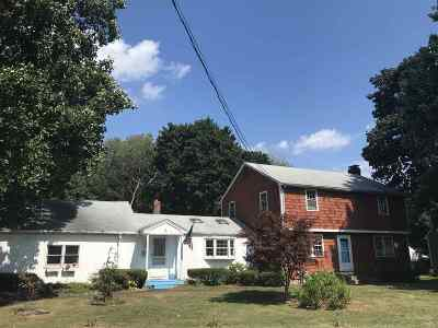 Single Family Home For Sale: 7 Bradstreet Road