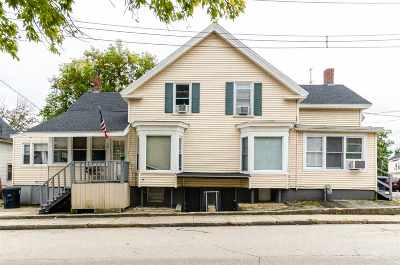 Nashua Multi Family Home For Sale: 39 Lock Street