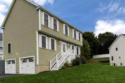 Dover Single Family Home For Sale: 13 Cassily Lane