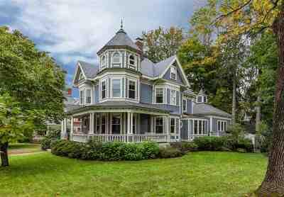 Strafford County Single Family Home For Sale: 22 Lexington Street