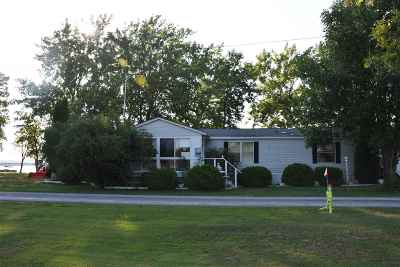 Grand Isle County Single Family Home For Sale: 6 Hunter South Road