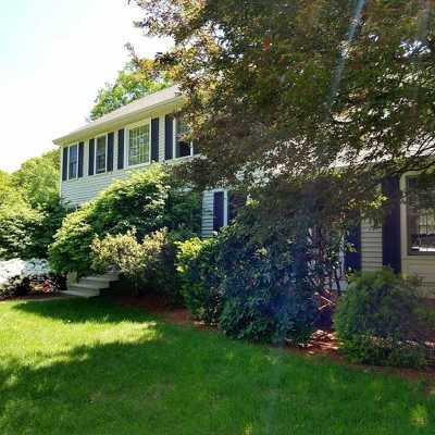 Derry Single Family Home For Sale: 25 Montgomery Farm Road